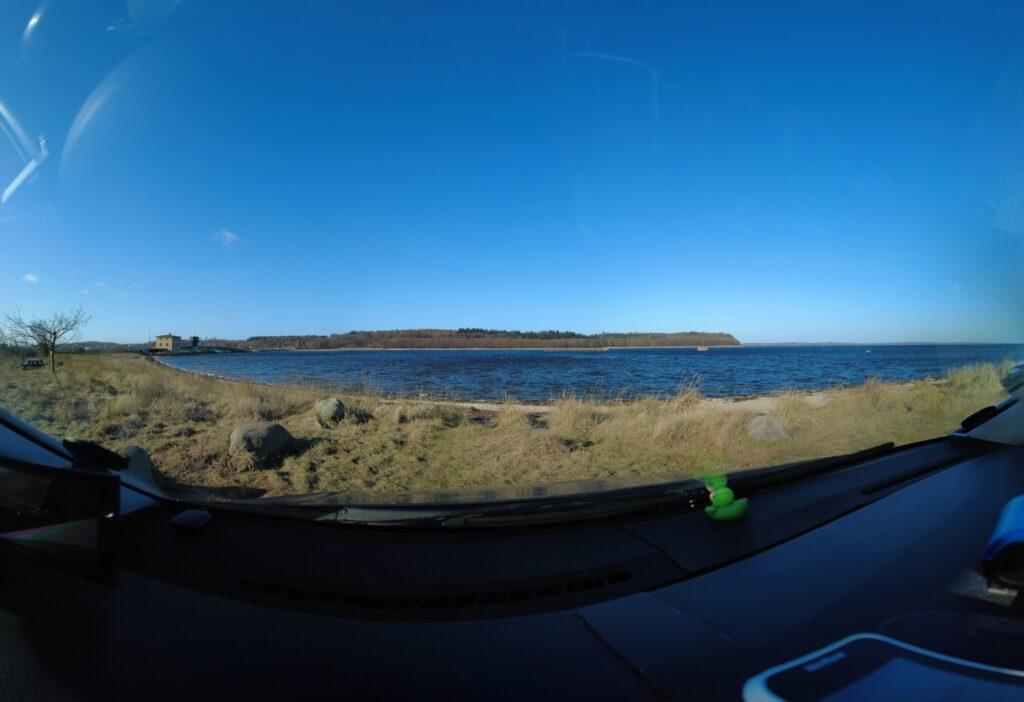 """Billede ifm. Fjordlandslistens NATURligvis - Vis os """"Din Natur"""" kampagne"""